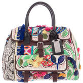 Barbara Bui Carpet Style Travel Bag