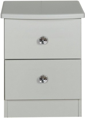Swift Verve Ready Assembled 3 Piece Package - 5 Drawer Chest and 2 Bedside Chests