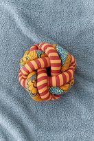 Urban Outfitters Printed Knot Pillow