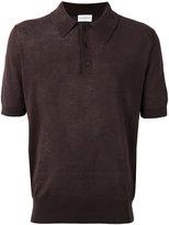 Ballantyne classic polo shirt - men - Silk - 48