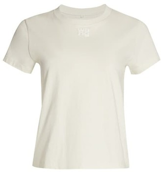 alexanderwang.t Foundation Shrunken T-Shirt