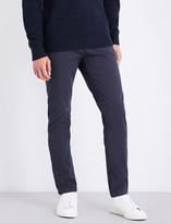 Tommy Hilfiger Denton straight mid-rise stretch-cotton chinos