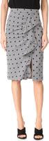 Nanette Lepore Sidewalk Skirt