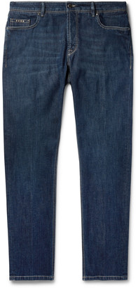 Tod's Slim-Fit Stretch-Denim Jeans