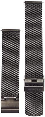 Skagen 18mm Stainless Steel Mesh Watch Strap