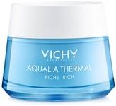 Vichy Aqualia Thermal Rich Cream Face Moisturizer