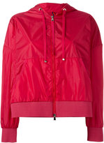 Moncler hooded jacket - women - Polyamide - 0