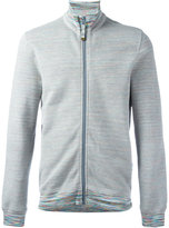 Missoni zipped sweatshirt - men - Cotton - S