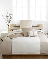 Calvin Klein Champagne Queen Quilted Coverlet