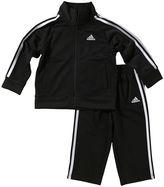adidas Toddler Basic Tricot Jacket & Pants Set