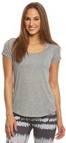 Lucy Women's Short Sleeve Workout Tee 8153617
