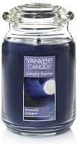 Yankee Candle simply home Moonlit Ocean Large Jar Candle
