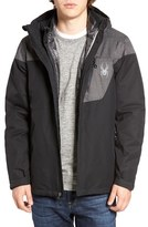 Spyder Men's Lynk 3-In-1 Water Repellent Insulated Jacket