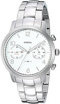 Fossil Women's ES4236 Caiden Multifunction Stainless Steel Watch