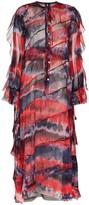 Asai long sleeve maxi dress