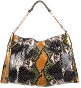 Gucci Python 1970 Medium Shoulder Bag