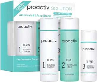 Proactiv - Proactiv Solution 3-Step Acne Treatment System, 90 Day Size