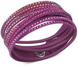 Swarovski Crystal Embellished Wrap Bracelet