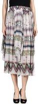 Etro 3/4 length skirts