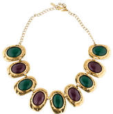 Kenneth Jay Lane Resin Collar Necklace