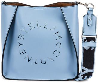 Stella McCartney Mini Crossbody Bag in Sky   FWRD