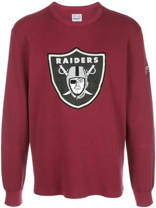 Supreme Raiders 47 logo thermal shirt