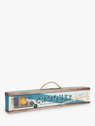 Professor Puzzle Croquet Set