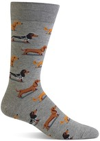 Hot Sox Dachshunds Socks