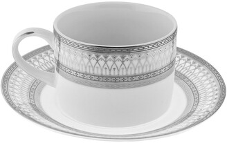 Ten Strawberry Street Iriana Set Of 6 Cups & Saucers