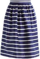 Polo Ralph Lauren Pleated skirt blue/white