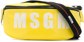MSGM logo pouch shoulder bag