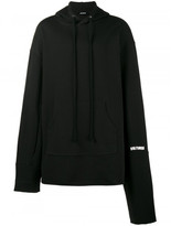 Raf Simons 'Vultures' oversized hoodie