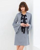 Rebecca Vallance Sebastiano Gingham Shirt Dress