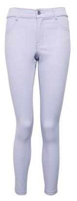 Dorothy Perkins Womens Lilac 'Frankie' Ankle Grazer Denim Jeans