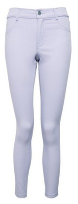 Dorothy Perkins Womens Lilac Frankie Ankle Grazer Jeans