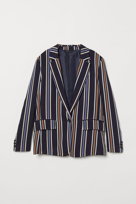 H&M Striped jacket