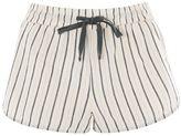 Topshop Thin Stripe Pyjama Shorts