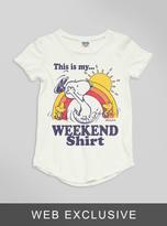 Junk Food Clothing Toddler Boys This Is My Weekend Shirt Tee-sugar-2t