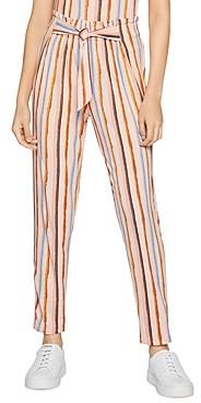 BCBGeneration Riviera Striped Pants