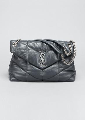 Saint Laurent LouLou Puffer Shoulder Bag