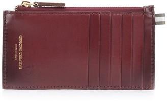 Officine Creative Boudin 16 cardholder wallet