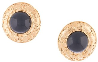 Chanel Pre Owned 1994 Clip-On Earrings
