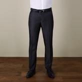 Karl Jackson Grey Stripe Regular Fit Trouser