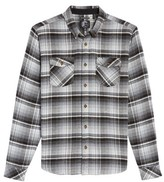 O'Neill Men's Butler Plaid Flannel Sport Shirt