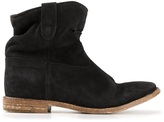 Isabel Marant distressed ankle boot