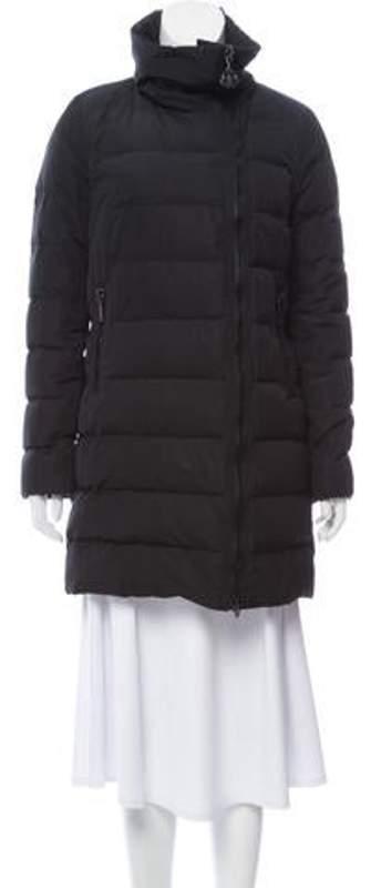 6cee7a161 Gerboise Down Coat Black Gerboise Down Coat