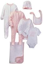 Kate Spade seven-piece gift box set (Baby Girls 3-6M)