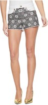 Juicy Couture Daisy Embellished Denim Short