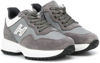 Hogan high top Interactive sneakers