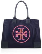 Tory Burch Ella Beaded Nylon Tote